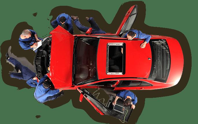 کارشناسی-رنگ-بدنه-خودرو