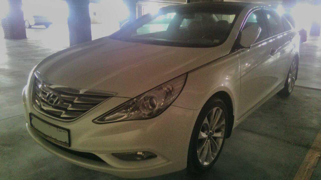 گزارش کارشناسی خودرو هیوندای سوناتا