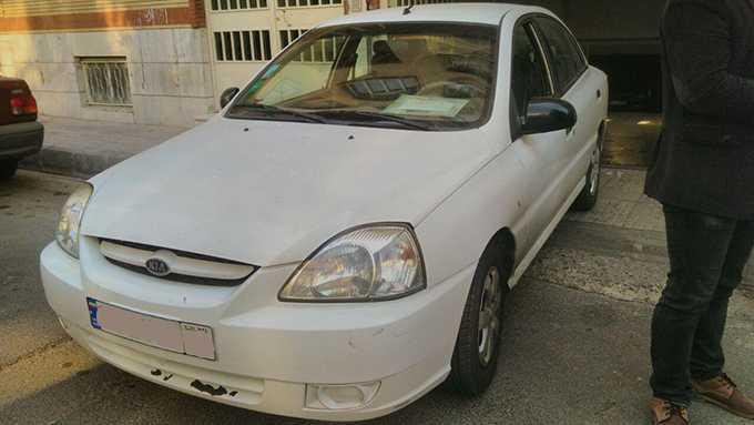 گزارش کارشناسی خودرو کیا ریو