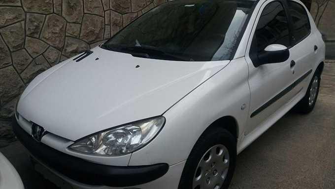 گزارش کارشناسی خودرو پژو 206